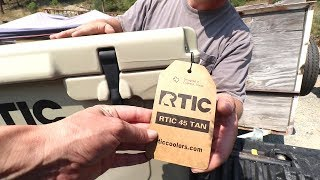 Video DON'T BUY A YETI COOLER UNTIL YOU WATCH THIS VIDEO! (RTIC Cooler Unboxing) MP3, 3GP, MP4, WEBM, AVI, FLV Agustus 2018