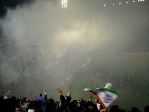 Humo, más humo, mucho humo!!! - La Pandilla de Liniers - Vélez Sarsfield