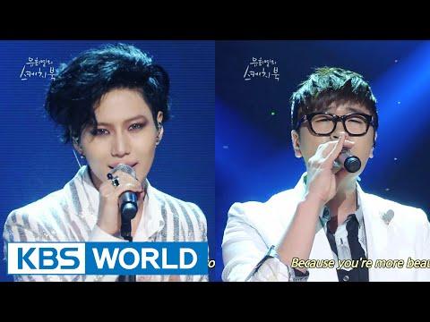 kim - Guest: Taemin(SHINee), 4Men, Rose Motel, Kim Wansun ---------------------------------------------------------------------------------- Subscribe KBS World Official YouTube & Watch more...