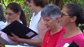 Homenagem dos Idosos dos CCI'S ao Estado de Mato Grosso do Sul