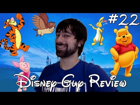 Disney Guy Review - The Many Adventures Of Winnie The Pooh