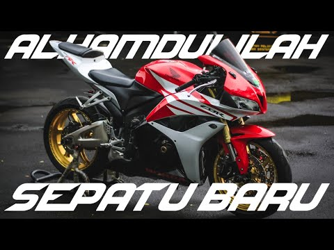 CBR600 MODIF OZ RACING