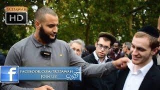 Video Jewish Police!? Mohammed Hijab Vs Jewish Visitors | Speakers Corner | Hyde Park MP3, 3GP, MP4, WEBM, AVI, FLV Oktober 2018