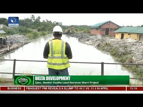 Ijaw, Itsekiri Youths Loud Escravos Warri Project |News Across Nigeria|