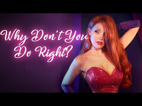 "Amy Irving  ""Why Don't You Do Right?"" Cover by Lie-Chee"