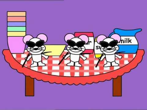 Gracie Lou - Three blind mice