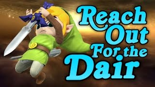Reach Out For the Dair – A Smash 4 Compilation Video w/ Toon Link & co.