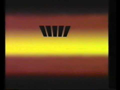Cool 1980ties style intro for a VHS tape