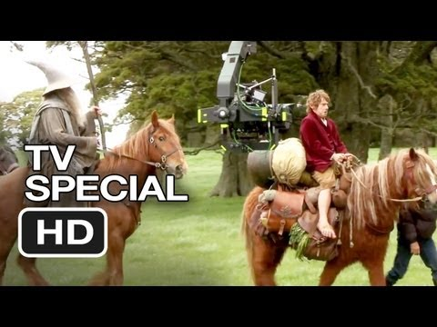 The Hobbit 13 Minute Television Special (2012) - Lord of the Rings Movie HD Video
