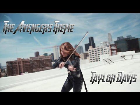 The Avengers Theme - Taylor Davis Violin Instrumental