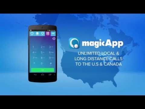 Video of magicApp: Free Calls
