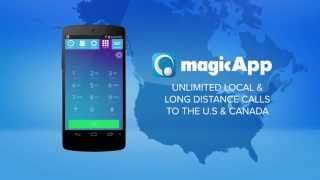 magicApp Calling & Messaging YouTube video