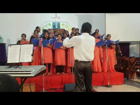 And The Glory CSI Christ Church Elamkulam Kochi 2016 Carol