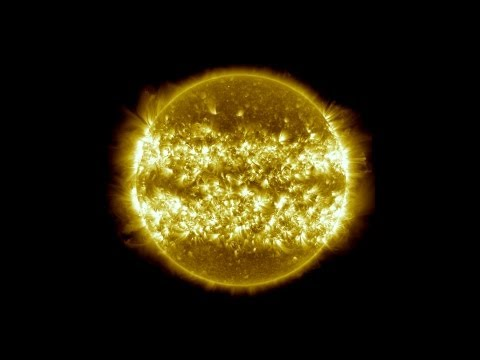 NASA TimeLapse of 3 Years of the Sun in 3