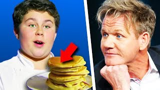 Video Top 10 Gordon Ramsay MasterChef Junior Moments (Season 2) MP3, 3GP, MP4, WEBM, AVI, FLV Februari 2019