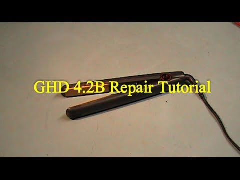 how to repair ghd