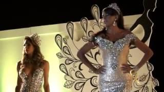 Tara Wells presenta el certamen Miss Trans Internacional 2015