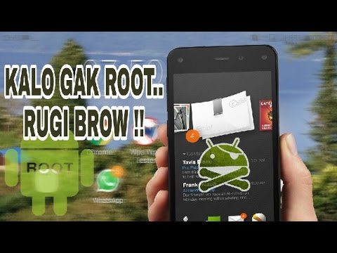 5 Manfaat Penting Root Android