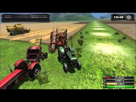 Farming Simulator 2011 - Map, mods et DLC Episode 1 - FREE DLC - Classic Bale Equipment