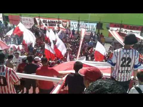 Los Andes Vs Acassuso 2012 - La Banda Descontrolada - Los Andes
