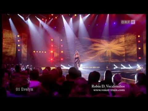 "Best of Evelyn ""Eveleen"" Mair bei Starmania 2008"
