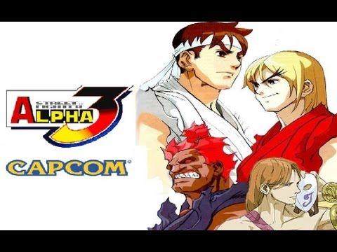 street fighter alpha 3 playstation rom