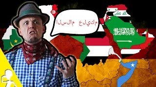 A German Attempting To Speak Arabic | Get Germanized