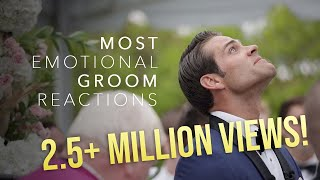 Video The BEST Groom Reactions to Their Brides!!! download in MP3, 3GP, MP4, WEBM, AVI, FLV January 2017