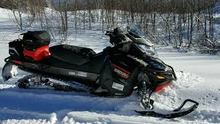 7. 2017 Ski Doo  Enduro 800  Review 2-6-18
