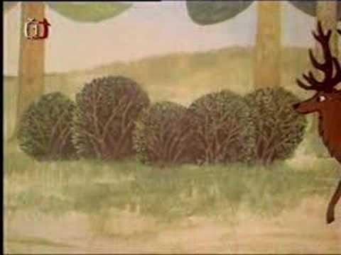 O hajném Robátkovi a jelenu Větrníkovi - Jak Kotrč zasedl hájovnu