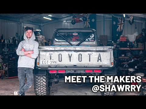 The CRAZIEST Custom 4x4 in AUSTRALIA!