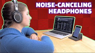 Video Bose, Sony, Sennheiser - Wireless Active Noise Canceling Headphones Comparison 2017 MP3, 3GP, MP4, WEBM, AVI, FLV Juli 2018