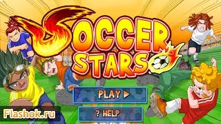 Видеообзор Soccer Stars