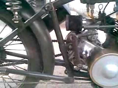 JAMES ML 125 MOTORCYCLE