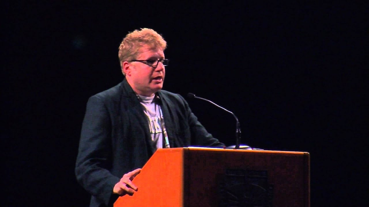 "Josh Neufeld Talks About ""A.D."" at The College at Brockport"