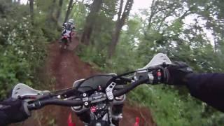 8. MD Comp Riders, Trail Ride, Single Track, Enduro, 2010 Husqvarna TXC 250