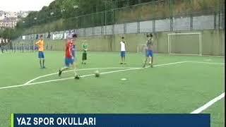 Gaziosmanpaşa Belediyesi Yaz Spor Okulları | Trt Spor