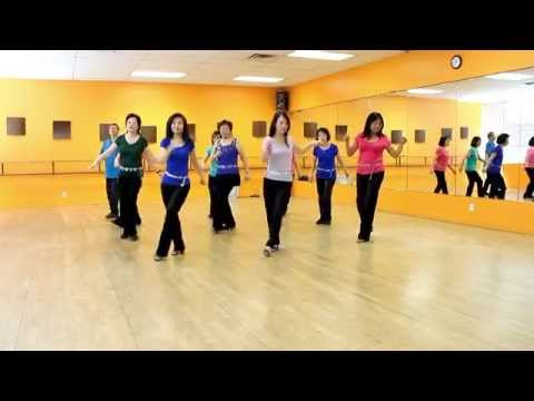 Say Geronimo – Line Dance (Dance & Teach in English & 中文)