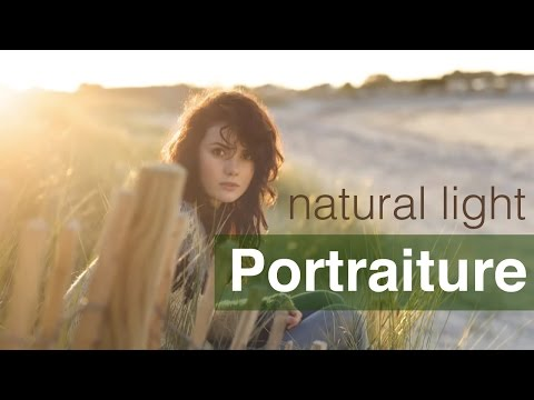 Natural Light Portraiture – Get A Little Known Secret!