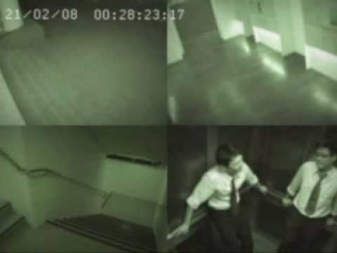 Terrifying footage proves existence of ghosts? Video