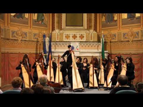 Celtic Harp Orchestra - Boru Boru