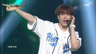 Video 뮤직뱅크 - GOT7, 청량 매력 발산! 'HOME RUN'.20160422 MP3, 3GP, MP4, WEBM, AVI, FLV Maret 2019