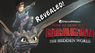 Video How To Train Your Dragon 3: Character Designs & Plot REVEALED! MP3, 3GP, MP4, WEBM, AVI, FLV Juni 2018
