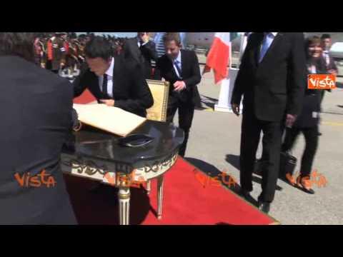 """g7 2015, 'italia umiliata: """"azzurro"""" al posto dell' inno come protocollo"""