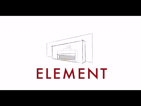 Real Flame Element Range | Gas Fireplace