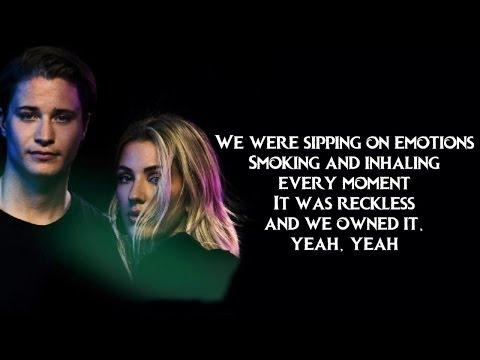 Kygo ft Ellie Goulding-first time lyrics!