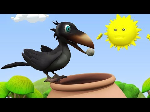 Video Ek Kauwa Pyasa Tha Poem Hindi | एक कौवा प्यासा था | Kids Channel India | Hindi Nursery Rhymes download in MP3, 3GP, MP4, WEBM, AVI, FLV January 2017
