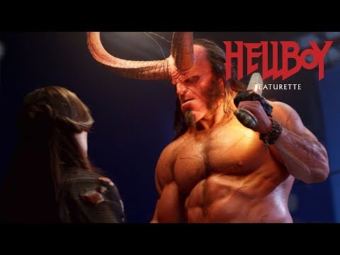 "Hellboy - Featurette ""Keeping it Practical""?>"
