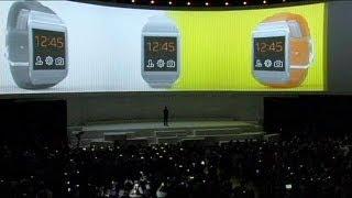 Samsungпредставил первые