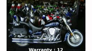 2. 2008 Yamaha Raider Base Specification and Review